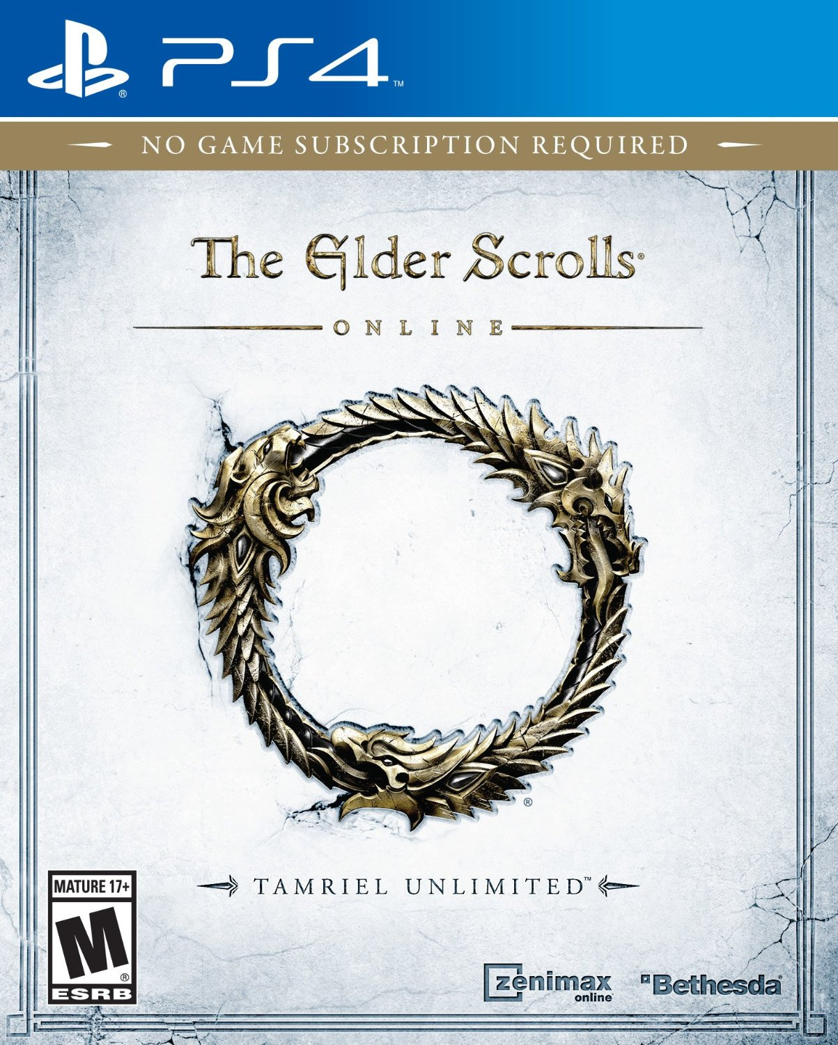 The Elder Scrolls Online Ingles e Espanol (PlayStation 4)