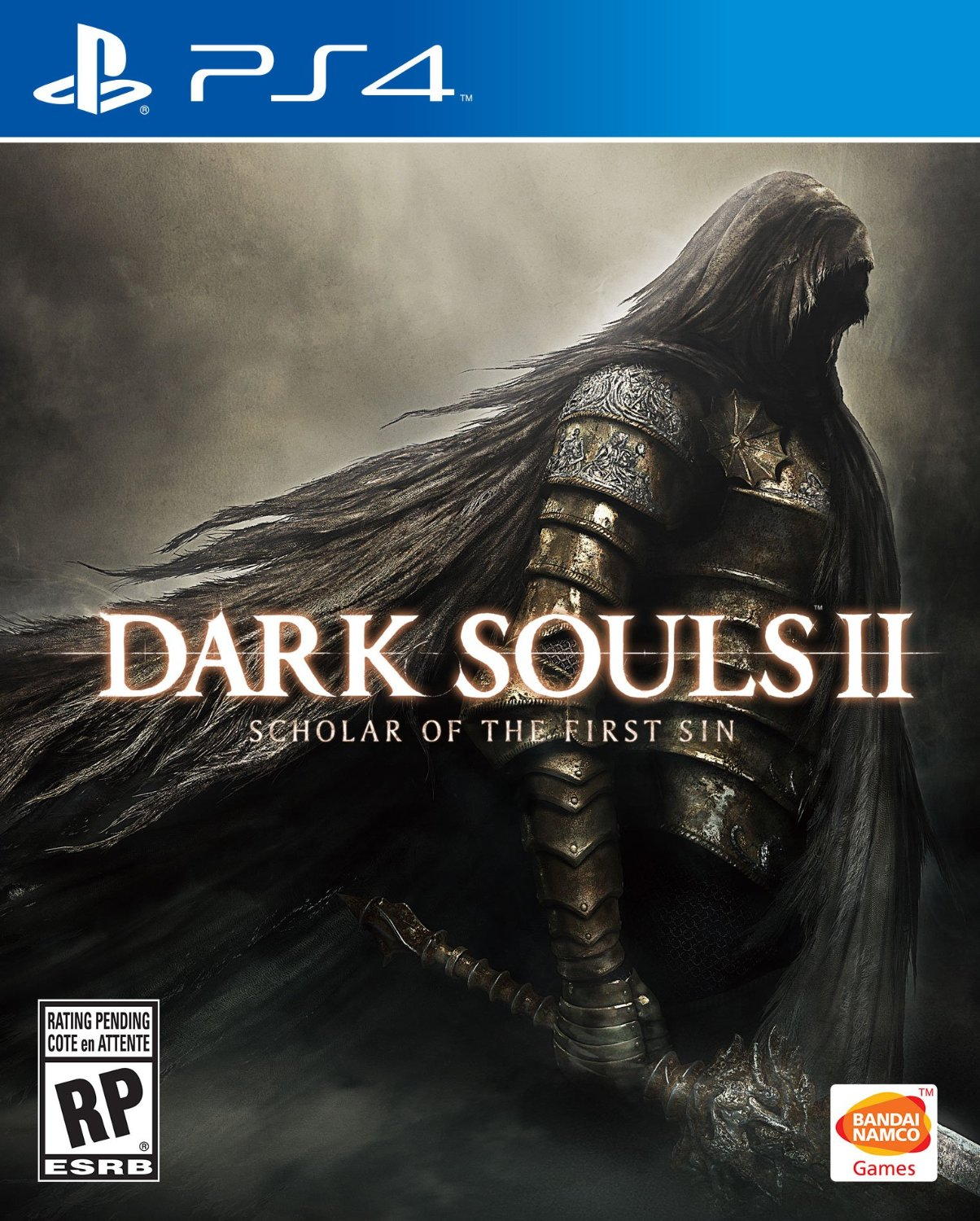 PS4 Dark Souls II: Scholar of the First Sin em Português