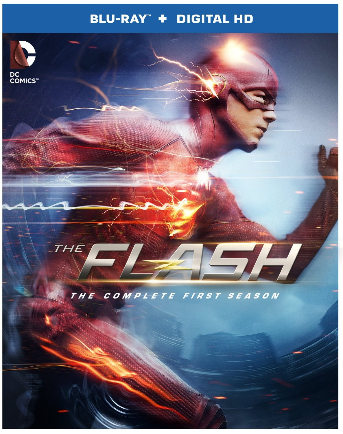 Flash: Season 1 [Blu-ray]