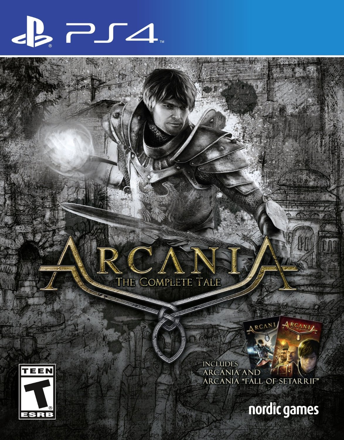 PS4 ArcaniA - The Complete Tale (PlayStation 4)