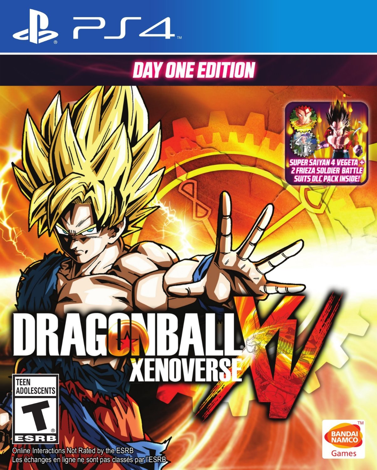PS4 Dragon Ball Xenoverse Português e Español (PlayStation 4)