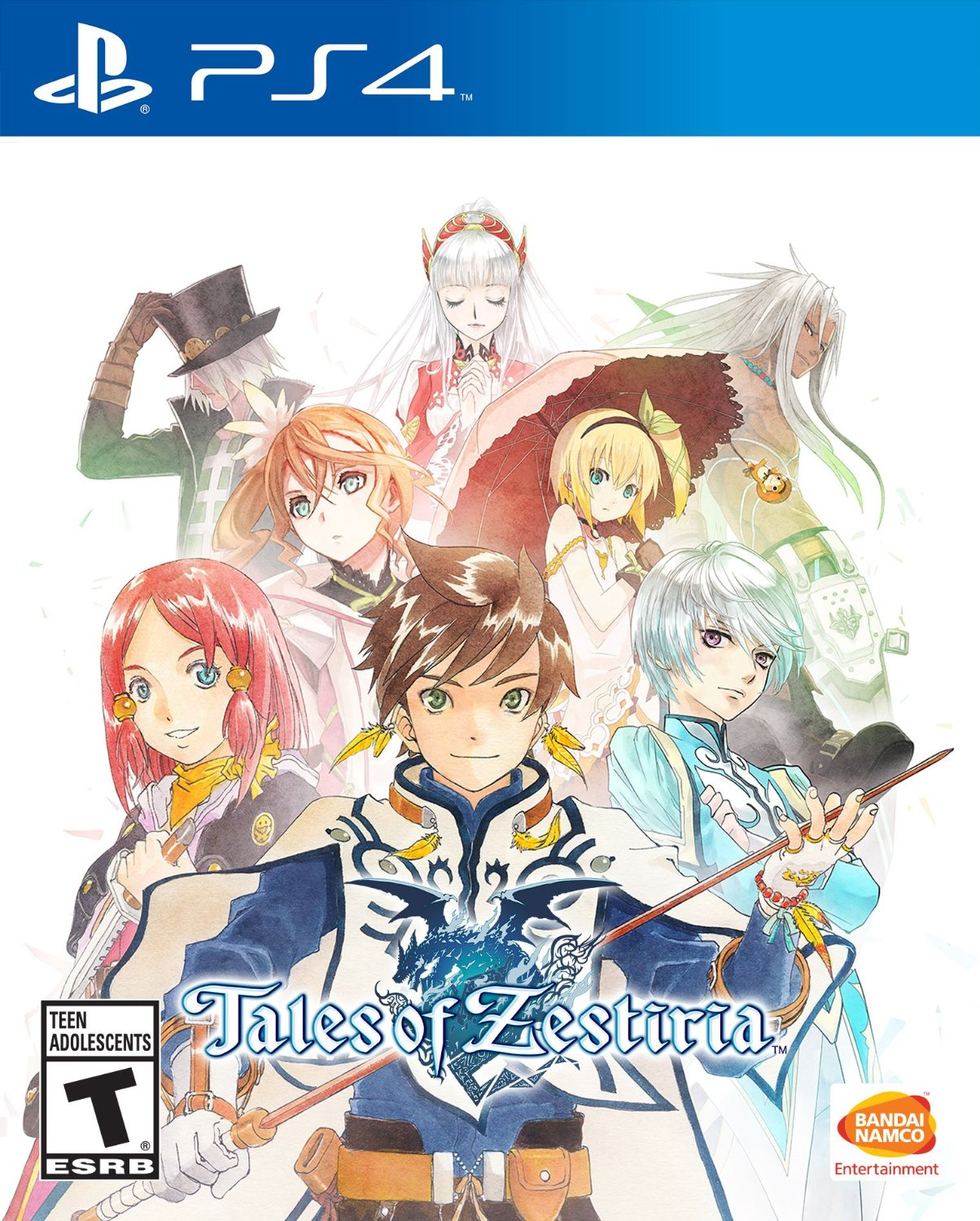 PS4 Tales of Zestiria em Português (PlayStation 4)