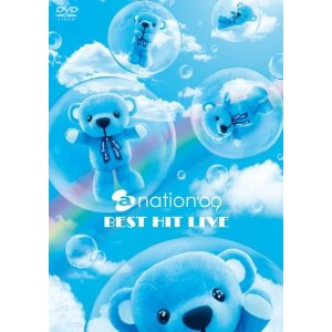 DVD A-nation '09 BEST HIT LIVE
