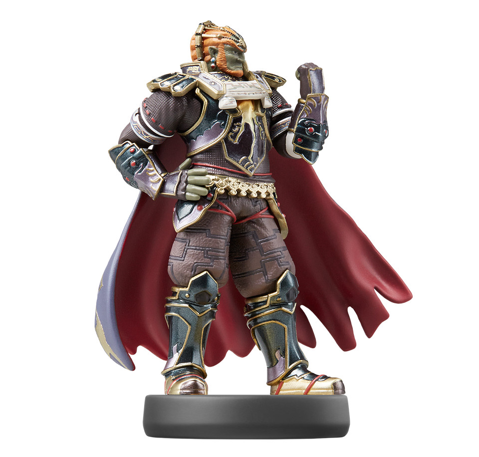 Amiibo Ganondorf (Super Smash Bros. Series)