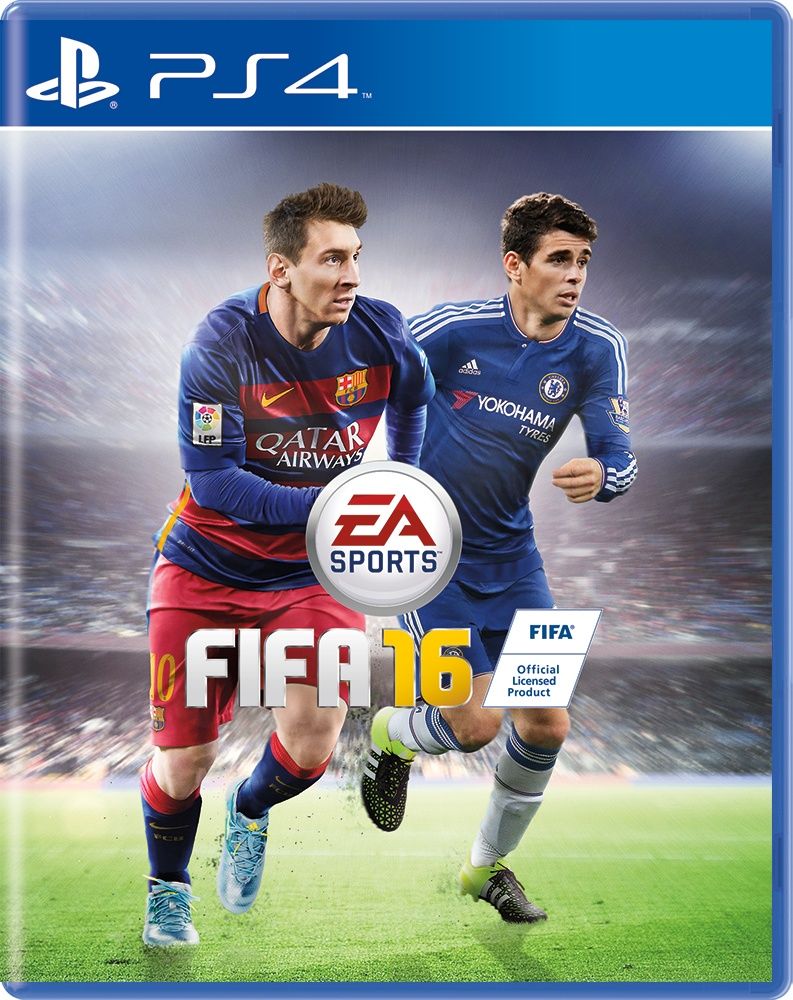 PS4 FIFA 16 em Portugu�s (PlayStation 4)