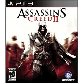 Assassins Creed II for PS3 US