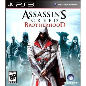Assassin's Creed: Brotherhood for PS3 US Espanol
