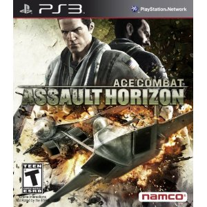 Ace Combat: Assault Horizon for PS3 US