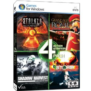 Action-Strategy 4 Pack for Windows