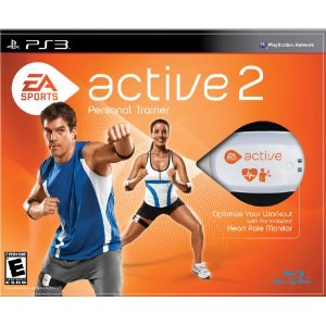 EA Sports Active 2 for PS3 US
