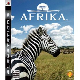 Afrika for PS3 JPN (Semi-Novo)