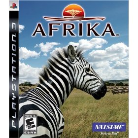 Afrika for PS3 US
