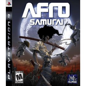 Afro Samurai for PS3 US