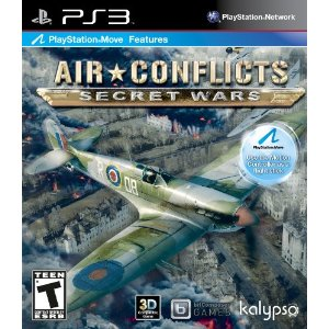 Air Conflicts Secret War for PS3 US