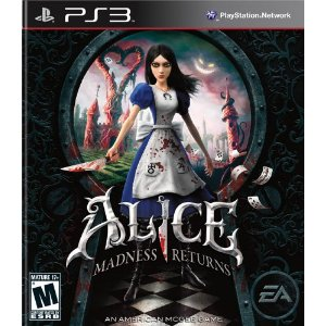 Alice: Madness Returns for PS3 US