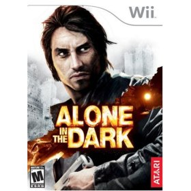 Wii Alone in the Dark US