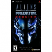 PSP Alien vs Predator: Requiem