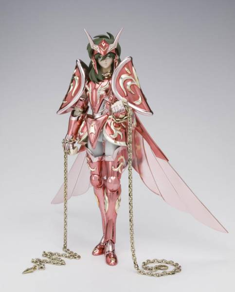 Myth Cloth Andromeda Shun V4 Saint Seiya 10th Anniversary Editio