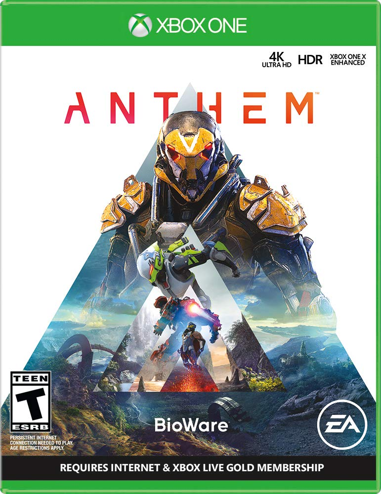 Anthem Portugues e Español for XBOX ONE