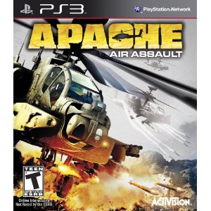 Apache: Air Assault for PS3 US