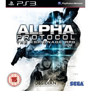 Alpha Protocol for PS3 US