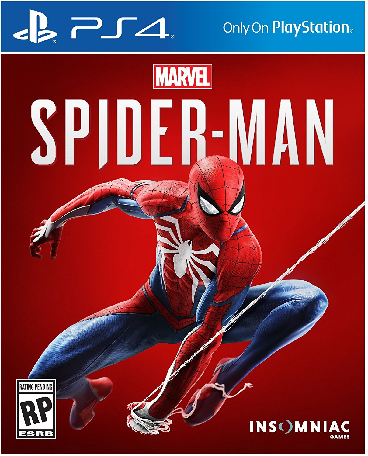 PS4 Marvel's Spider-Man em Português (PlayStation 4)