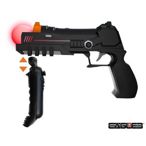 Arc Blaster for Move Controller PS3