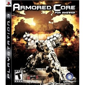 Armored Core: For Answer for PS3 US