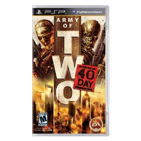 PSP Army of Two: The 40th Day USA