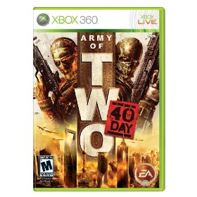 XBox 360 - Army of Two: The 40th Day US US NTSC-U/C