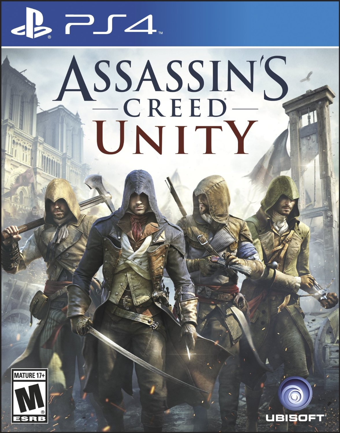 PS4 Assassin's Creed Unity em Portugues (PlayStation 4)