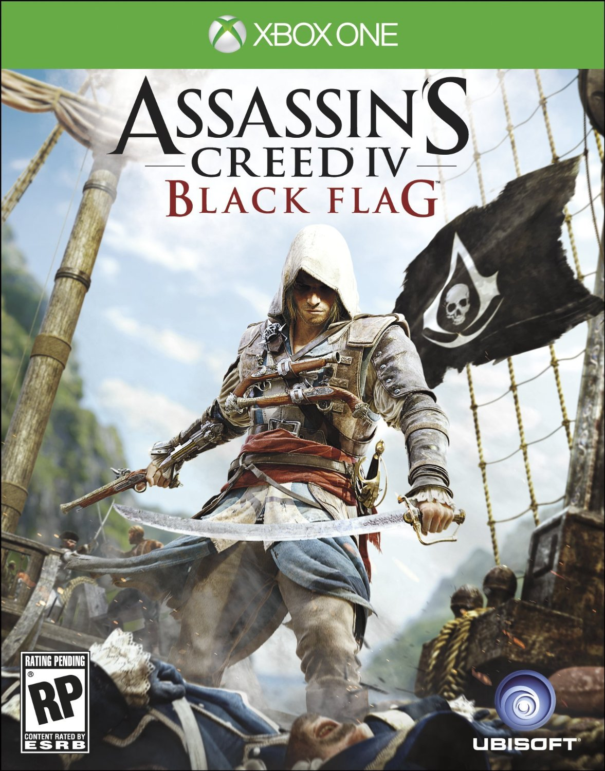 Assassin's Creed 4: Black Flag for XBOX ONE US