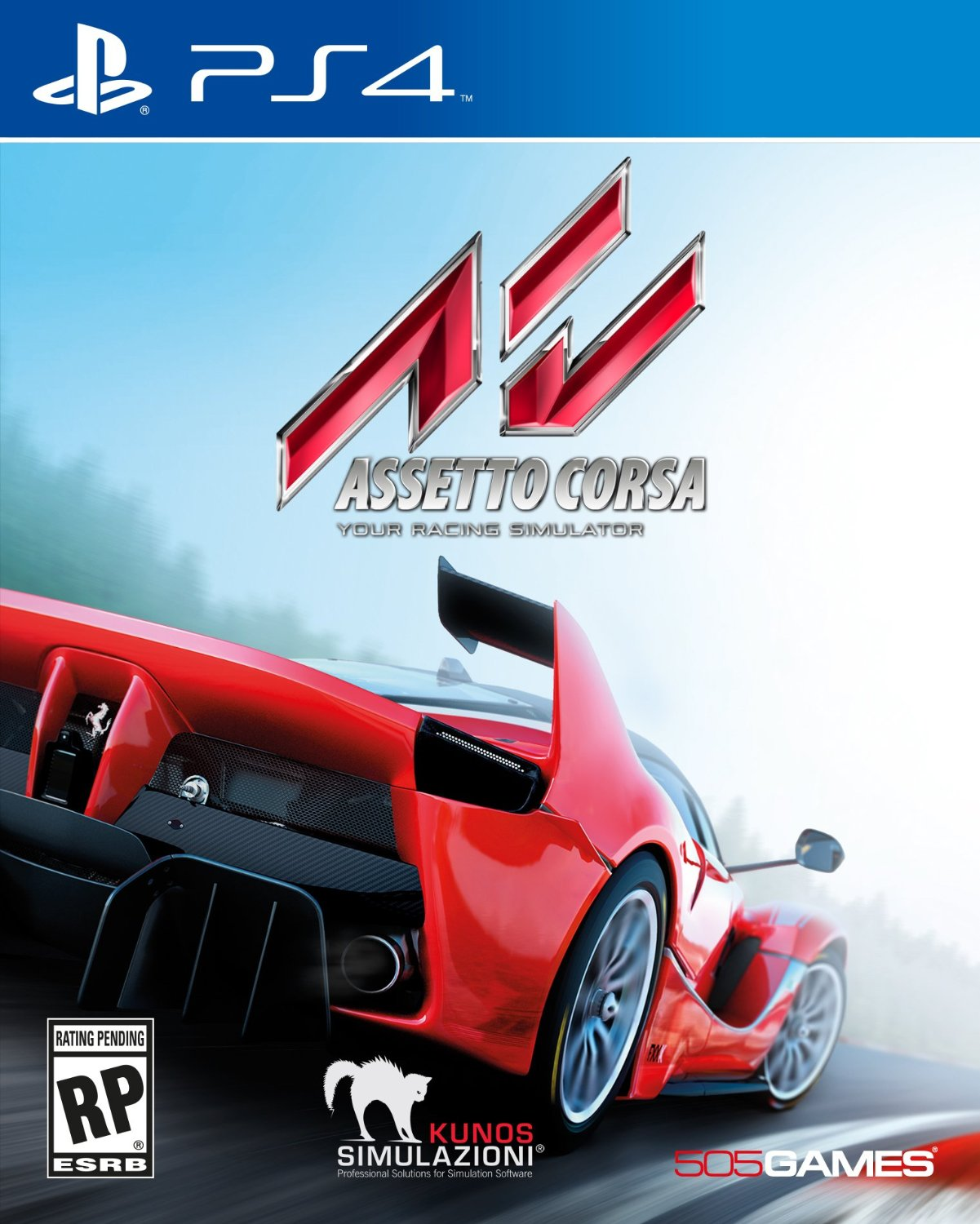 PS4 Assetto Corsa (PlayStation 4)