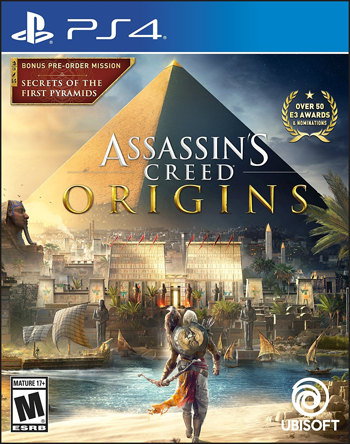 PS4 Assassins Creed Origins em Portugues (PlayStation 4)