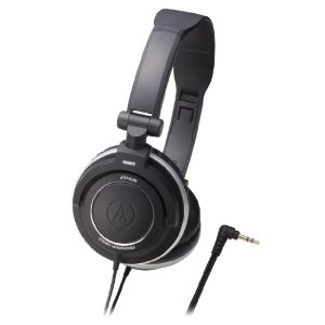 Audio-Technica ATH-SJ55 DJ Monitors - Black