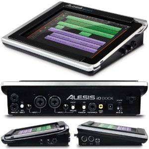 Alesis iO PRO AUDIO DOCK Station for iPad