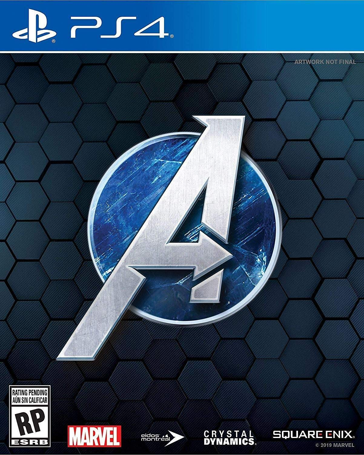 PS4 Marvel's Avengers (PlayStation 4)