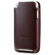 avenue-d Italian Leather Sleeve for iPhone