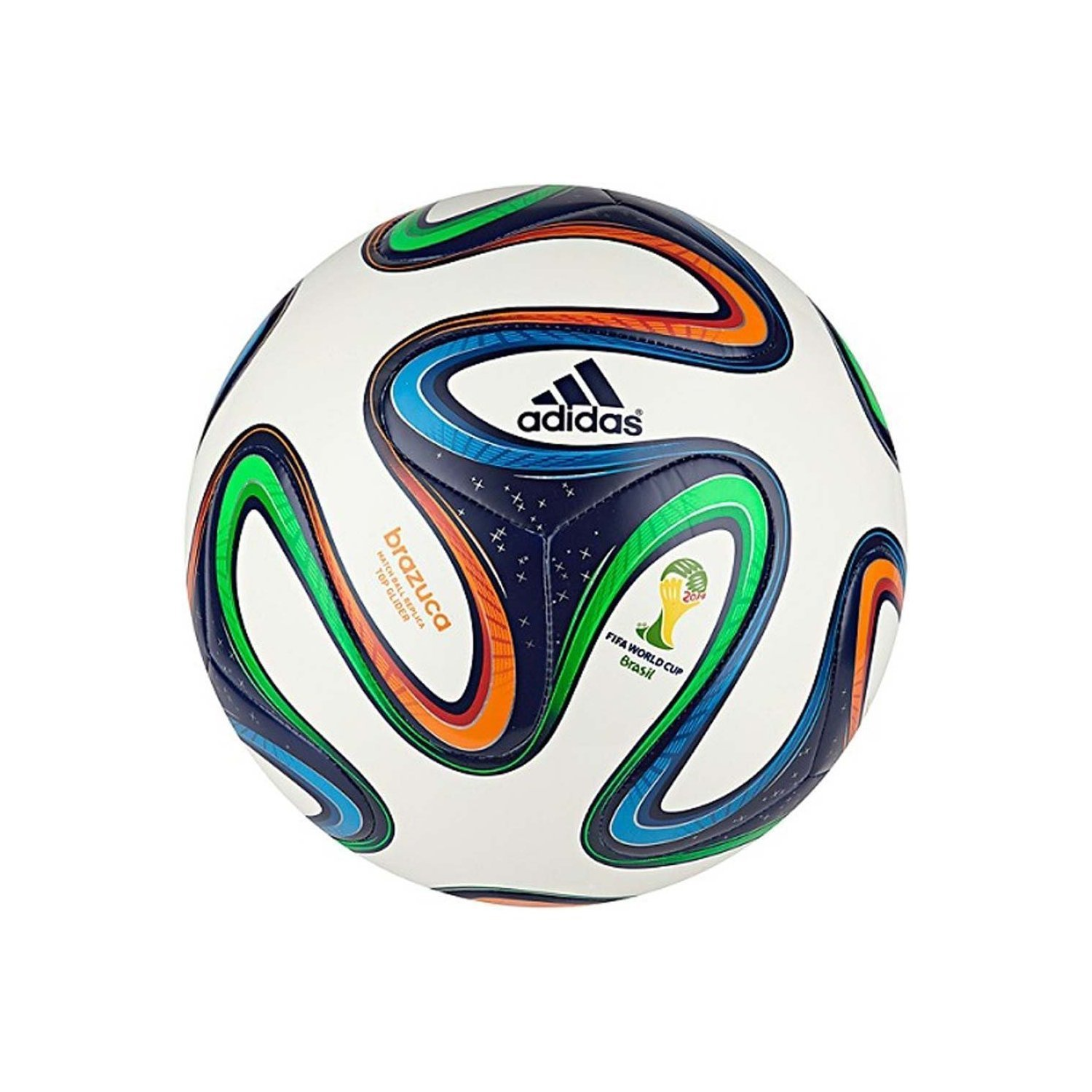Bola Official Adidas Brazuca Top Glider Ball
