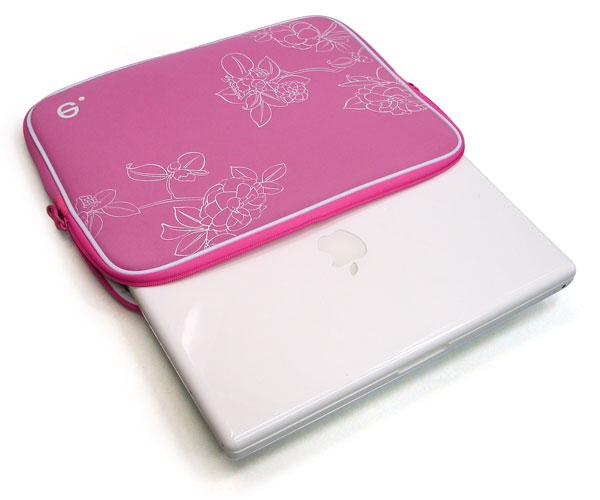 "be.ez LArobe Islands Special Edition MacBook 13""/Pink Bali"