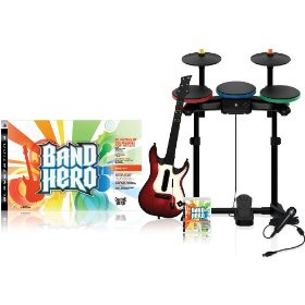Band Hero featuring Taylor Swift BUNDLE for PS3 US