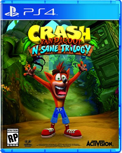PS4 Crash Bandicoot N. Sane Trilogy (PlayStation 4)