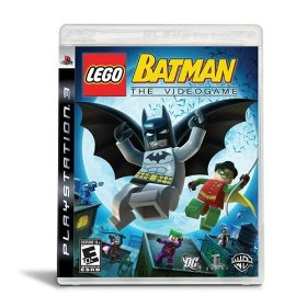 Lego Batman for PS3 US