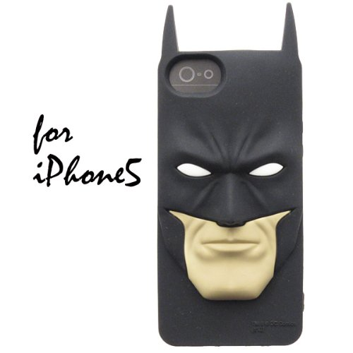 Case Batman Face para iPhone 5