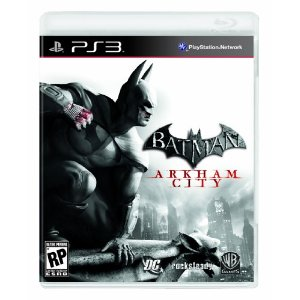 Batman Arkham City for PS3 US em Português