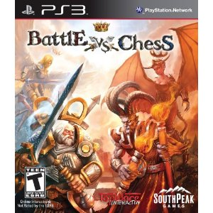 Battle vs Chess for PS3 US