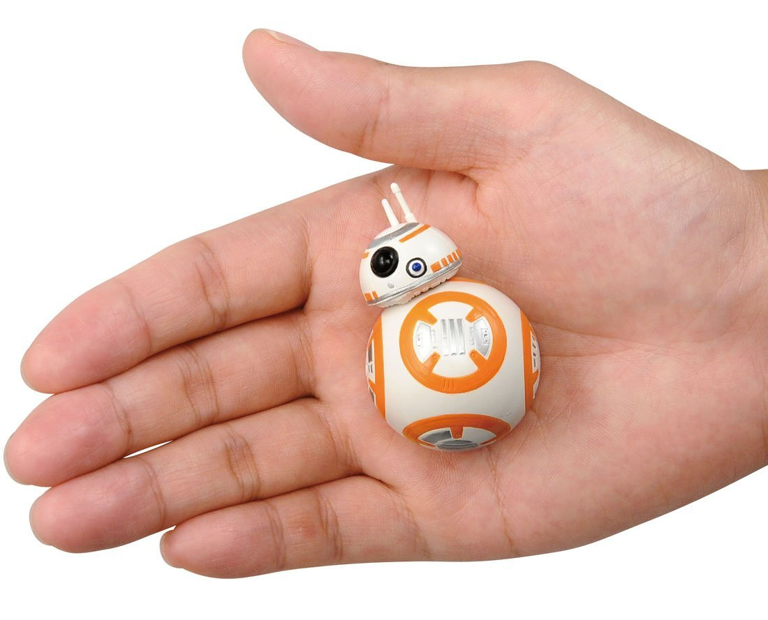 Miniatura Star Wars 10 BB-8 Figure de Metal