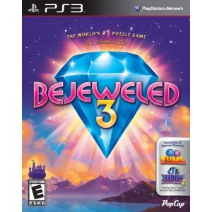 Bejeweled 3 for PS3 US