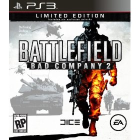 Battlefield: Bad Company 2 for PS3 US