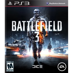 BF3 Battlefield 3 for PS3 US